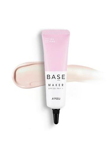 Missha A'Pıeu Base Maker Pink Spf30/Pa++ Pembe